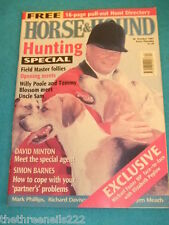 HORSE & HOUND - HUNTING SPECIAL - OCT 30 1997