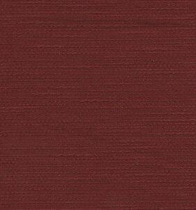 Longaberger To Go Basket 5 x 10 Pocket Paprika Red Fabric Liner NIP