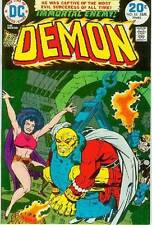 The Demon # 16 (Jack Kirby) (états-unis, 1974)