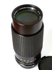 Obiettivo Danubigon MC Auto Zoom 1:4.0 80-200mm per Reflex Minolta MD