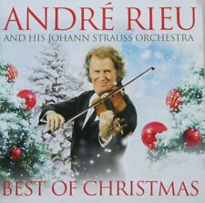 ANDRE RIEU AND HIS JOHANN STRAUSS ORCHESTRA - BEST OF CHRISTMAS - CD