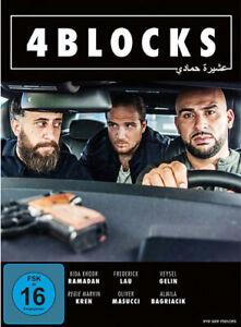 4 Blocks - Die komplette erste Staffel [2 DVDs] gebr. gut