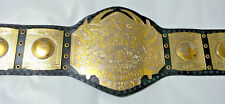 Tna world heavyweight wrestling championship Belt Replica  Adult Size