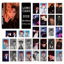30pcs /set Cute Kpop EXO CHANYEOL EX'ACT Photo Picture Poster Lomo Cards