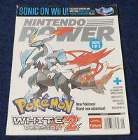 2012 Nintendo Power Magazine #282 September Pokemon News Stand Version 2 RARE