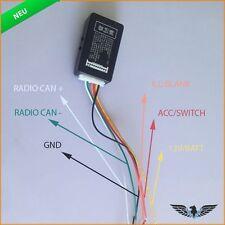 Canbus Gateway Emulator Simulator Decoder Für VW Radio RCD510 RNS510 RCN210