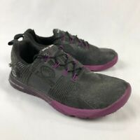 Reebok Crossfit RCF Nano Pump Womens 8 Black Purple Training Running Shoes