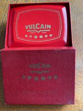 Vintage 1970 1971 VULCAIN Woman's Watch Box Booklet Case Collectible Rare Item