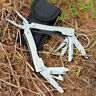 JN_ 9 In 1 Stainless Steel Outdoor Survival Multi Tool Plier Portable Compact