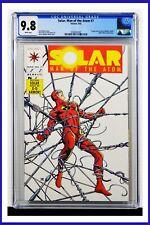Solar Man Of The Atom #7 CGC Graded 9.8 Valiant March 1992 Comic Book