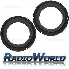 "VW Golf Touran Transporter 6.5"" MDF Front Speaker Adaptors / Rings / Spacers"