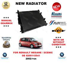 für Renault Megane Scenic OE 8200115541 2002- > NEUER HEIZKÖRPER OE-Qualität