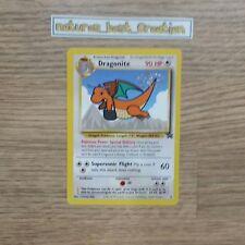 Dragonite Promo No 5 Non Holo, Pokemon Card, Black Star Set, Rare, WOTC