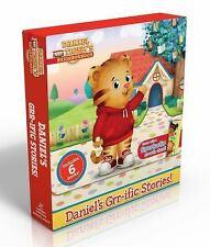 Daniel Tiger&#39s Neighborhood: Daniel's Grr-Ific Stories! : Welcome to the...
