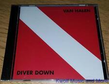 """VAN HALEN  """"Diver Down""""  2015 Remaster  NEW   (CD, 1982/2015)"""