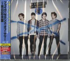 5 SECONDS OF SUMMER-5 SECONDS OF SUMMER... -JAPAN ONLY CD BONUS TRACK E78