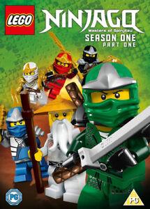 LEGO Ninjago - Masters of Spinjitzu: Season 1 - Part 1 DVD (2015) Dan Hageman