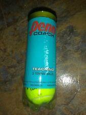 Nip Penn Practice/Coach Tennis Balls (3-Pack) Teaching