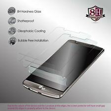 iloome LG G3 ScreenMate Flex Flexible Glass Premium Screen Protector