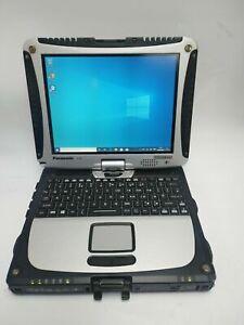 "Panasonic Toughbook CF-19 MK8 Laptop 10.4"" Core i5-3610ME Upto 8Gb 480Gb SSD"