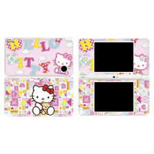 311 Hello Kitty cat Decal Protector Skin Sticker Cover for DSi XL LL