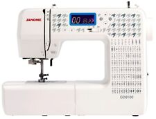 Janome Computerised Sewing Machine (GD8100)