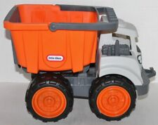 VTG Little Tikes Dirt Diggers 2 in 1 Dump Truck with Removable Bucket - EUC
