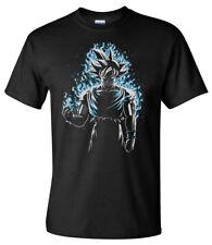 Power of the God Dragon Ball Z Inspired Men's Anime T-Shirt