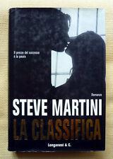 Steve Martini, La classifica, Ed. Longanesi, 1998
