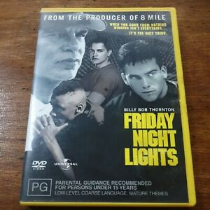 Friday Night Lights DVD R4 Like New! FREE POST