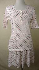 Knielange Damen-Kombinationen aus Baumwolle