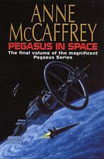 Pegasus in Space by Anne McCaffrey (Hardback, 2000)
