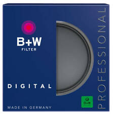 B+W Pro 72mm UV S18 multi coat filter for Sony NXCAM NEX EA50M with 18-105mm G