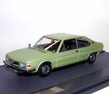 MATRIX Scale Models MX41901-021, Tatra 613 Vignale Coupe, 1969, grün, 1/43