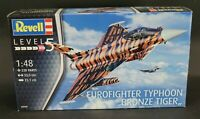 "Revell Eurofighter Typhoon ""Bronze Tiger"" 1:48 Scale Model Kit"