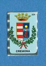 TUTTA ITALIA 1985 -FOL-BO- Figurina-Sticker n. 324 - CREMONA STEMMA -New