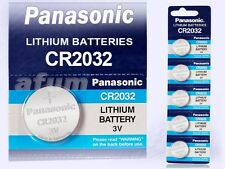 30x Panasonic Lithium Power CR2032/ DL2032/BR2032/ KCE2032/LM2032