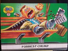 Garbage Pail Kids 2015 Series 2 30th Famous Movie Scenes #6 Forrest Chump