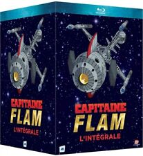 CAPITAINE FLAM INTEGRAL  BLU RAY 1 A 3  NEUF SOUS CELLOPHANE