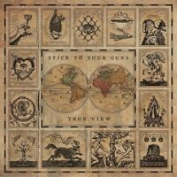 STICK TO YOUR GUNS - TRUE VIEW   CD+DVD NEU