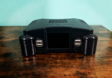 RetroPie Gaming Console ODROID-XU4 128GB Games N64 Case+Fan READ