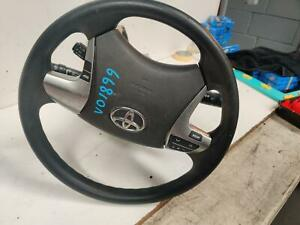 Toyota Kluger Steering Wheel GSU40 07/10-02/14