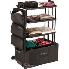 ShelfPack - Revolutionary suitcase with built-in shelves