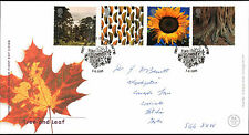 GB FDC 2000 Tree And Leaf, Austell H/S #C38132
