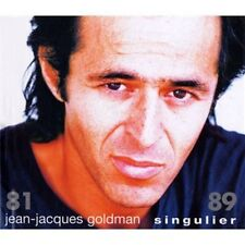 Jean-Jacques Goldman - Singulier 81-89 [New CD] Germany - Import