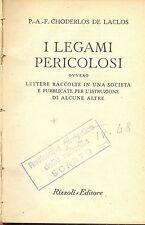 I LEGAMI PERICOLOSI - P.A.F. CHODERLOS DE LACLOS