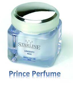 STARLINE GENOMA SKIN CARE BASIC LONGEVITY PACK - 50 ml