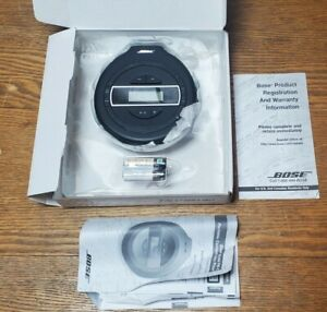 Vintage Bose Model PM-1 Portable CD Player never used new old stock