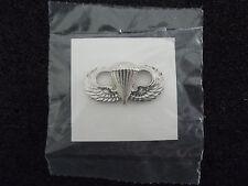 ^ (a22-004) US Paracord Jump Wing Chrome Org Emballé