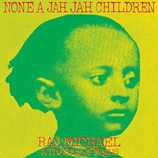 Ras Michael And The Sons Of Negus - None A Jah Jah Children (NEW 2CD)